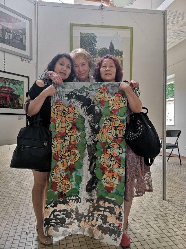 ——文化中国一带一路中法建交54周年-亚当市中法文化艺术节